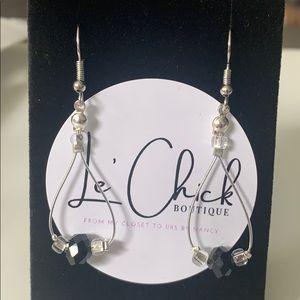 Handmade Crystal Earrings